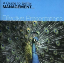 Effective Presentations - A Guide to Better Management, CD / Album Cd