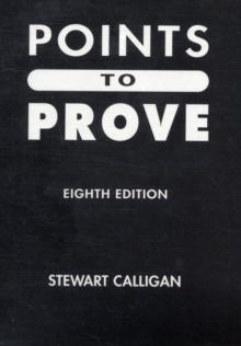 Points to Prove, Paperback Book