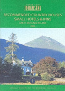 Recommended Country Houses : Small Hotels and Inns, Paperback Book