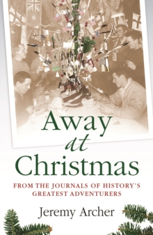 Away at Christmas, Hardback Book