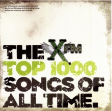 The XFM Top 1000 Songs of All Time, Hardback Book