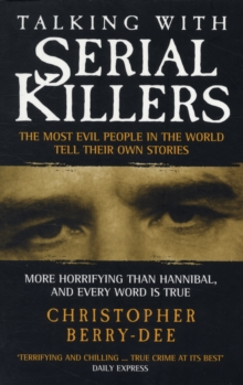 Talking with Serial Killers, Paperback Book