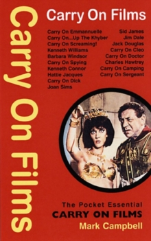 Carry on Films, Paperback Book