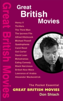 Great British Movies, Paperback / softback Book