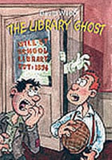 The Library Ghost, Paperback Book