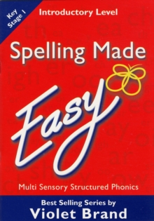 Spelling Made Easy : Sam Introductory level, Paperback Book