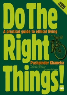 Do the Right Things!, Paperback Book