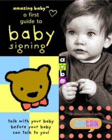 Baby Signing Book, Paperback Book