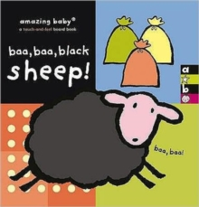 Baa Baa Black Sheep : Amazing Baby, Hardback Book