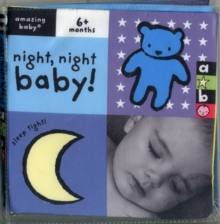 Night Night Cloth Book : Amazing Baby, Rag book Book