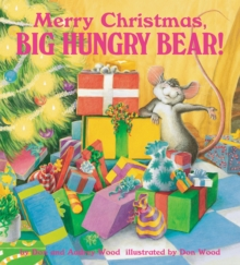 Merry Christmas, Big Hungry Bear!, Paperback Book