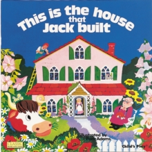This Is the House That Jack Built, Paperback Book