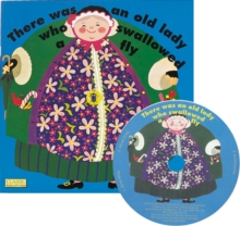 There Was an Old Lady Who Swallowed a Fly, Mixed media product Book