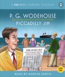 Piccadilly Jim, CD-Audio Book