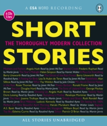 Short Stories : The Thoroughly Modern Collection, CD-Audio Book