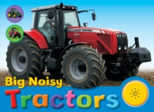 Big Noisy Tractors, Board book Book