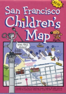 San Francisco Children's Map, Sheet map Book