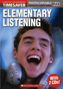 Elementary Listening with 2 CDs, Mixed media product Book