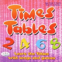 Times Tables : Learn the Tables with Songs and Games, CD-Audio Book