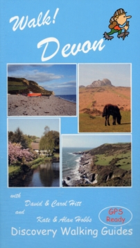 Walk! Devon, Paperback Book