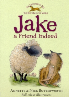 Jake a Friend Indeed, Paperback Book