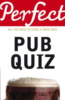 Perfect Pub Quiz, Paperback Book