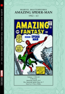 Marvel Masterworks: Amazing Spider-man 1962-63, Paperback Book
