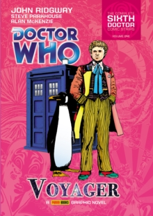 Doctor Who: Voyager, Paperback Book