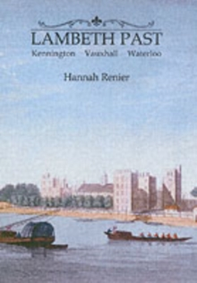 Lambeth Past, Hardback Book