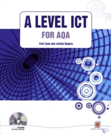 A Level ICT for AQA plus CDROM,  Book