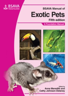 BSAVA Manual of Exotic Pets, Paperback / softback Book
