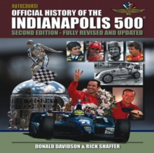 The Official History of the Indianapolis 500, Hardback Book