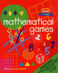 Mathematical Games : Includes 12 interactive card pages of fun press-out game and puzzle pieces, Paperback Book