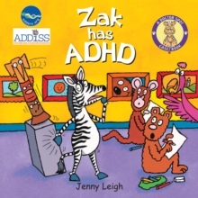 Zak Has ADHD, Paperback Book