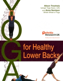 Yoga for Healthy Lower Backs, Paperback Book