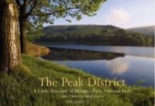 The Peak District : Little Souverir Volume 1, Hardback Book