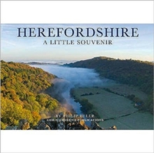 Herefordshire : A Little Souvenir, Hardback Book