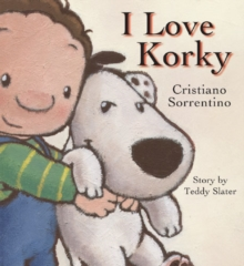I Love Korky, Paperback Book
