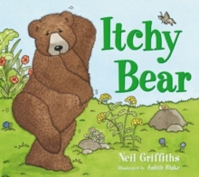 Itchy Bear, Mixed media product Book
