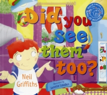 Did You See Them Too?, Mixed media product Book