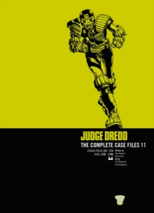 Judge Dredd : Complete Case Files Volume 11, Paperback Book