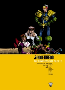 Judge Dredd : Complete Case Files v. 12, Paperback Book