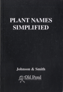 Plant Names Simplified, Paperback Book