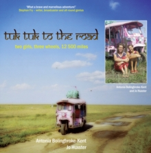 Tuk-Tuk to the Road, Paperback Book