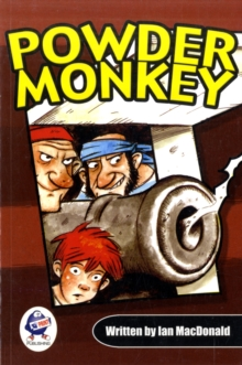 Powder Monkey, Paperback Book