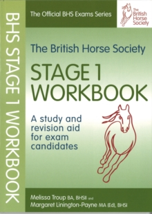 BHS Workbook : A Study and Revision Aid for Exam Candidates Stage 1, Paperback Book
