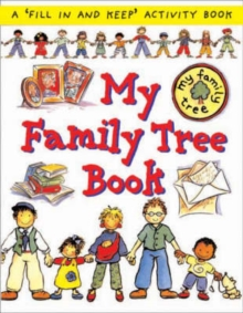 My Family Tree Book, Paperback Book
