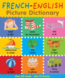 French-English Picture Dictionary, Paperback Book