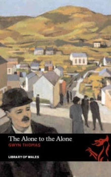 The Alone to the Alone, Paperback Book
