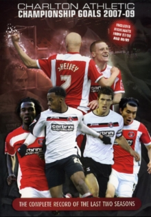 Charlton Athletic: Championship Goals 2007-09, DVD  DVD